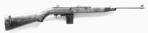 Image : US M1 Carbine