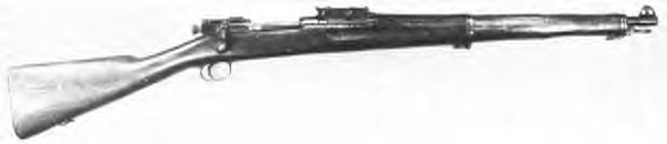 Image : Springfield M1903A3-A4