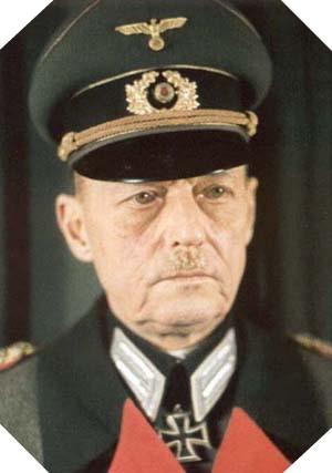 Image : Karl Rudolf Gerd von Rundstedt