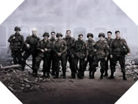 Image: Band of Brothers wallpaper