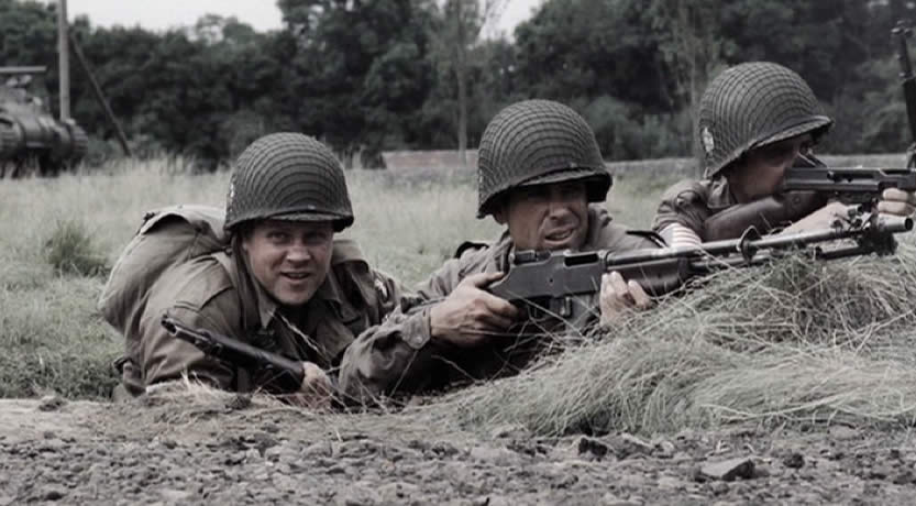 Band of Brothers dvd 2 ep 3 4 Monky preview 3