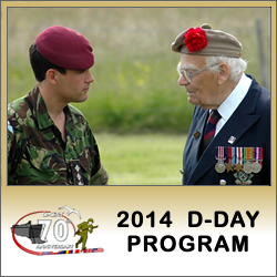 Link : 2014 D-Day commemorations program - Calendar