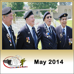 Image : May 2014 commemorations program