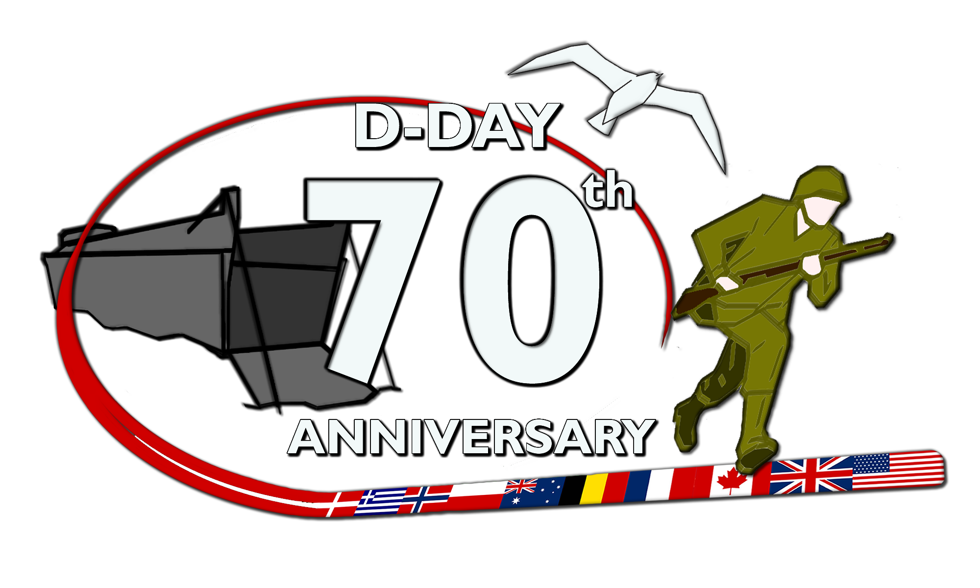Image : 2014 D-Day commemorations program