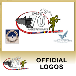 Link : 2014 D-Day commemorations logos