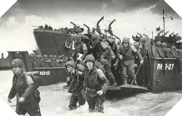 Image : D-Day : Tuesday June 6, 1944