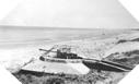 Images :  Un canon Allemand de 50 mm monté sur tobrouk à proximité du point d'appui de la Batterie de Merville