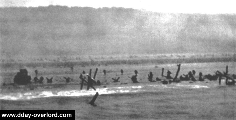 d day landing troops