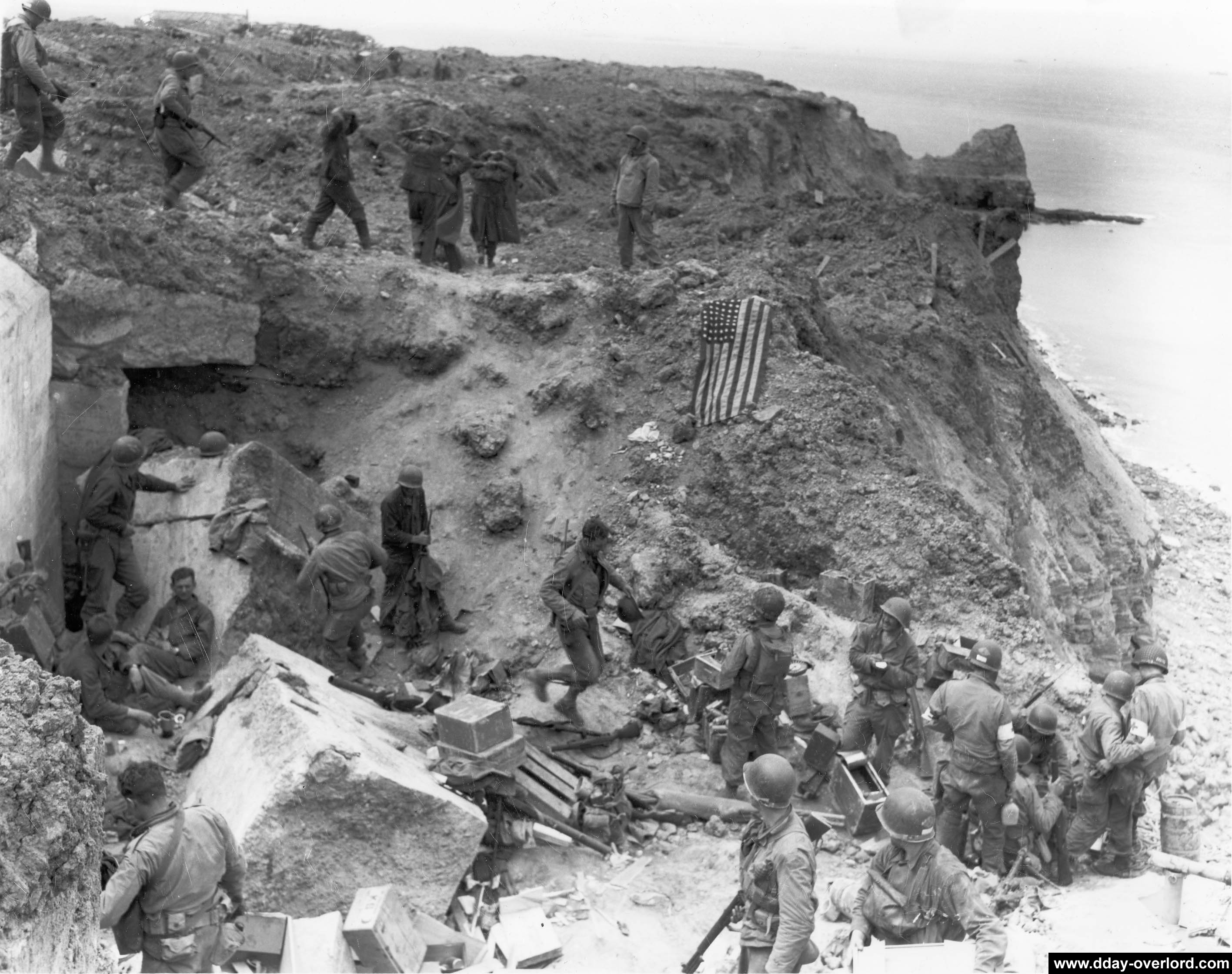 the normandy landings d day The allied landings in normandy were the first action in the d-day invasion facts about this famous and crucial operation are given here know more about the normandy landings.