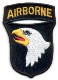 Encyclopédie du débarquement et de la Bataille de Normandie  Les opérations aéroportées le Jour J 101st_airborne_division