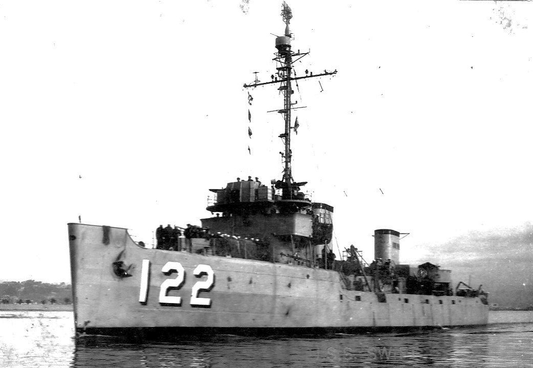 Image : USS Swift
