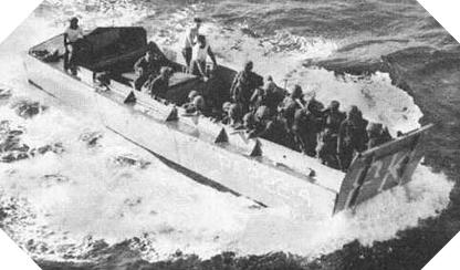 Higgins Boat D Day