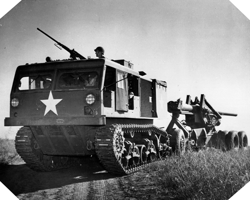 Image : M4 High-Speed Tractor