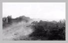 Image : 10 juin 1944 : la 4ème division d'infanterie américaine attaque les défenses allemandes de Foucarville avec un canon 57 mm AT.
