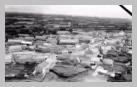 Image : Vue aérienne de la commune des Pieux.