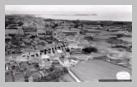 Image : Vue aérienne de la commune de Quettehou.