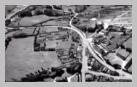 Image : Vue aérienne de la commune de Rauville-la-Place