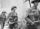 The Normandy breakthrough