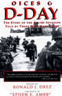 Image : Voices of D-Day: The Story of the Allied Invasion Told by Those Who Were There