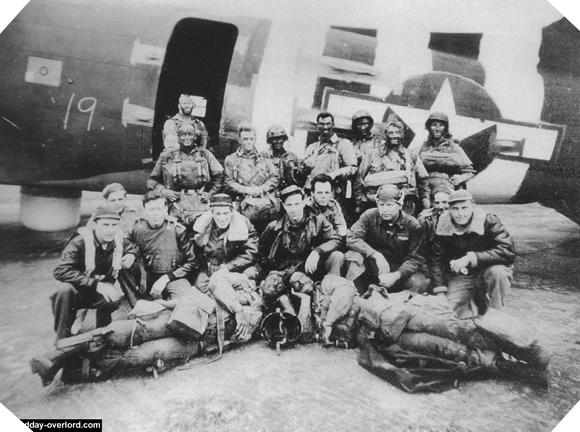 Image : Pathfinders de la 101st Airborne Division - Stick 3 - 502nd PIR