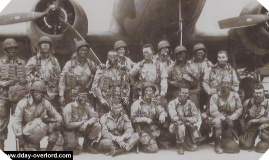 Image : Pathfinders de la 101st Airborne Division - Stick 1 - 502nd PIR