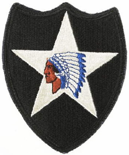 Image : 2nd Infantry Division