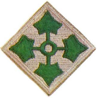 Image : 4th Infantry Division