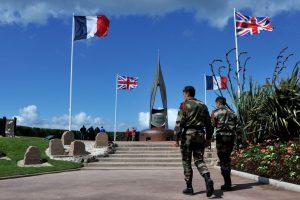 Commémorations Normandie