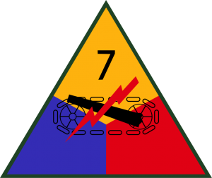 7th (US) Armored Division