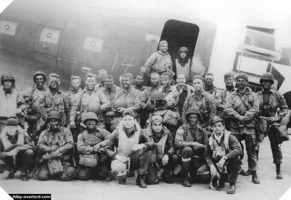 Image : Stick 2 du 507th PIR de la 101ème division aéroportée