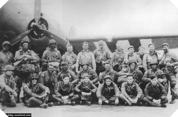 Image : Stick 3 du 507th PIR de la 101ème division aéroportée