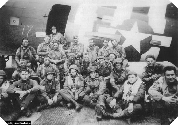 Image : Stick 2 du 508th PIR de la 101ème division aéroportée