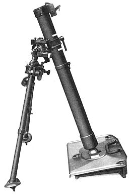 Image : 8 cm Granatwerfer 34