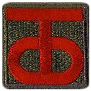 Image : 90ème division d'infanterie américaine