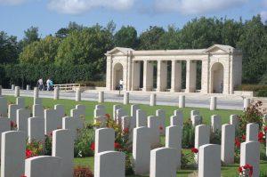Cimetière militaire de Bayeux