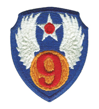 Image : 9th Air Force