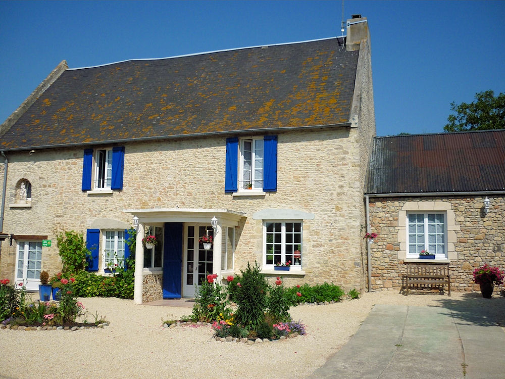 Chambres d 39 h tes en normandie for Chambre d hote normandy