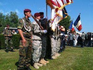 Commémorations du débarquement et de la bataille de Normandie