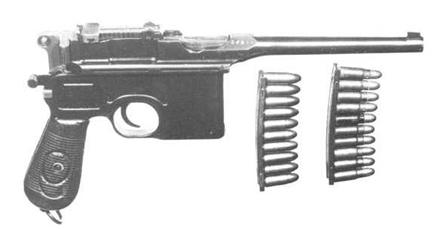 Image : Mauser C96 Mod. 711-712