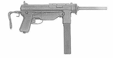 Image : Greasegun M3A1