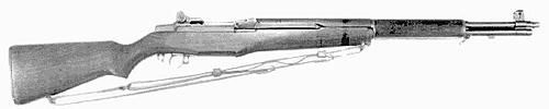 Image : fusil M1 Garand