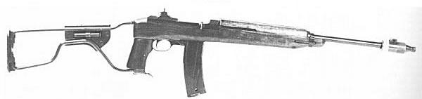 Image : US M1A1 Carbine Para
