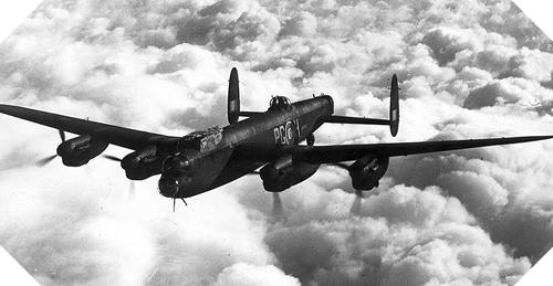 Image : Bombardier Avro Lancaster britannique