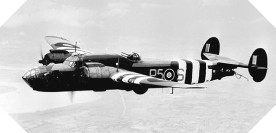Image : Armstrong Withworth AW.41 Albemarle