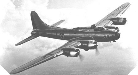 Image : Boeing B-17 G Flying Fortress