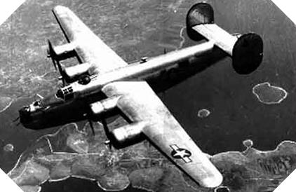 Image : Boeing B-24 Liberator