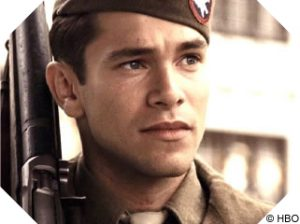 Grant Peter Youngblood Hills dans Band of Brothers