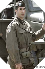 Image : Band of Brothers - Frères d'Armes - David Schwimmer