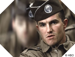 Image : Band of Brothers - Frères d'Armes - Frank John Hughes