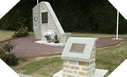 Image : Monument commémorant le Crash de l'avion Douglas C-47 de Thomas Meehan